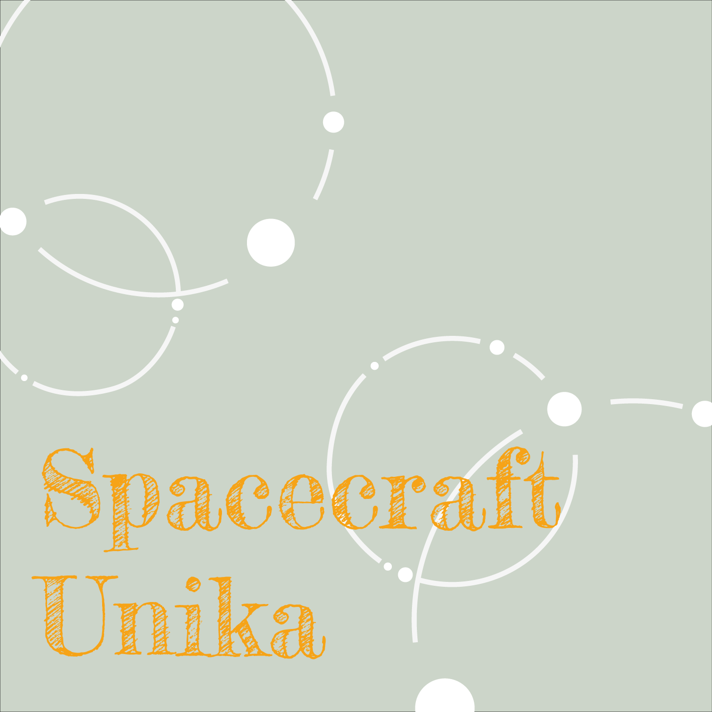 gridbillede grafisk element spacecraft unika